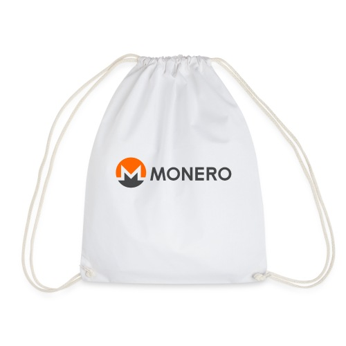 Monero logo - Turnbeutel