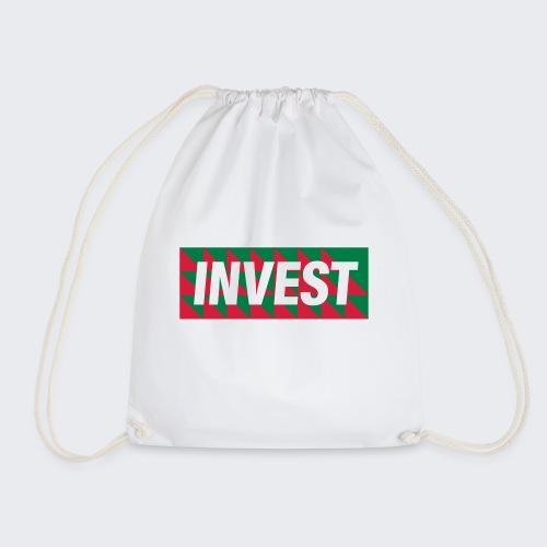 Invest - Turnbeutel