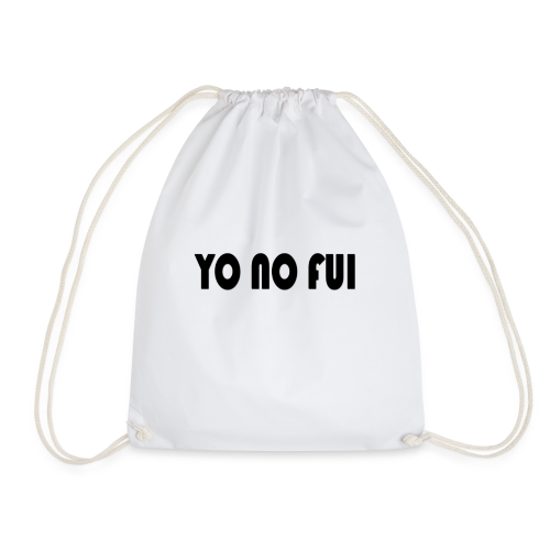YO NO FUI - Turnbeutel