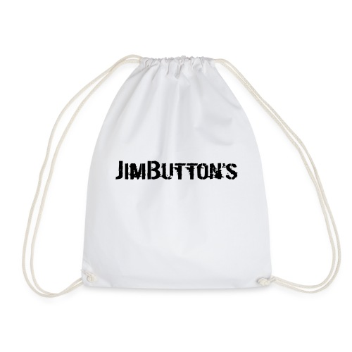 JimButton's girly pinky - Turnbeutel