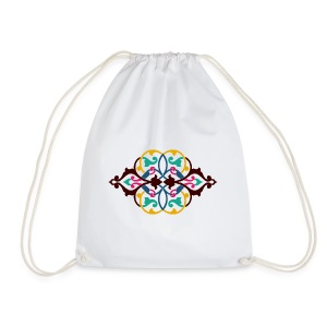 Iranian design - Drawstring Bag