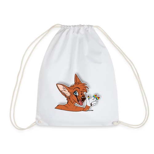 GlitchMutt's Avery Miller - Drawstring Bag