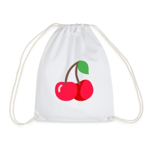 have a cherry - Drawstring Bag