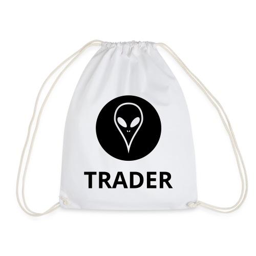 Trader Alien - Drawstring Bag