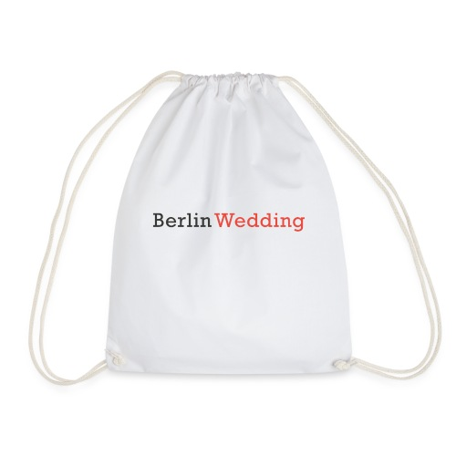 Berlin Wedding - Turnbeutel