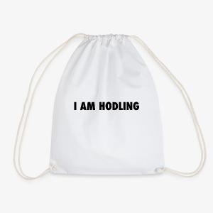 I AM HODLING - Gymtas