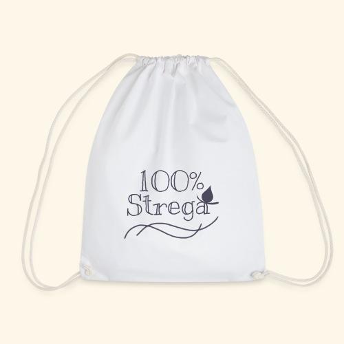 100% Strega - Sacca sportiva