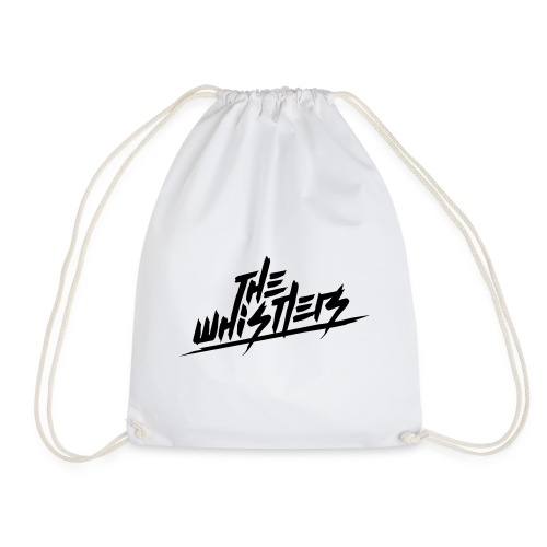 The Whistlers Negro - Drawstring Bag