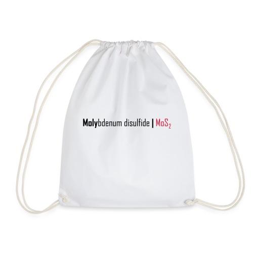 Molybdenum Disulfide - Drawstring Bag