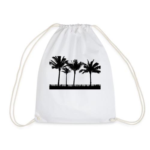 Palm trees - Gymnastikpåse