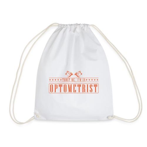 Augenoptiker Sehhilfe Beratung - Turnbeutel