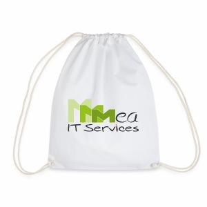 mea IT Services weiß - Turnbeutel
