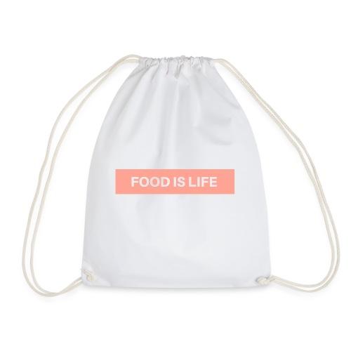 Food is life - Turnbeutel