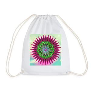 Mandala Flower - Gymbag