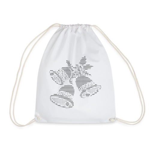 Isle of Xmas Bells Geek - Drawstring Bag