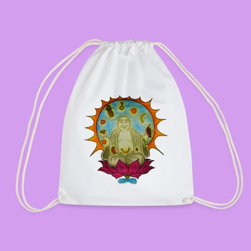Katt Willow - Drawstring Bag
