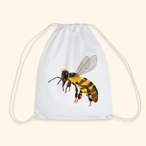 Honigbiene - Turnbeutel