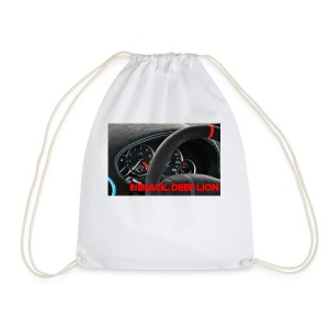 Black Deep Lion Package - Turnbeutel