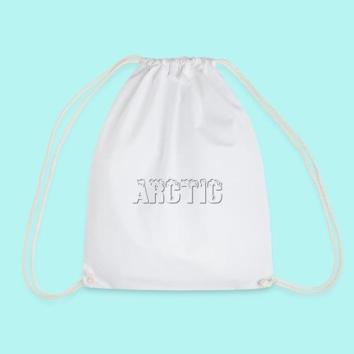 Arctic V.1 Official Merch - Drawstring Bag