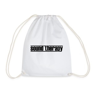 Sound Therapy (black) - Gymnastikpåse