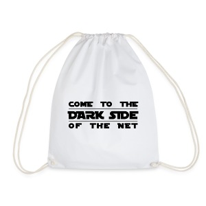COME to the DARK side of the NET - Turnbeutel