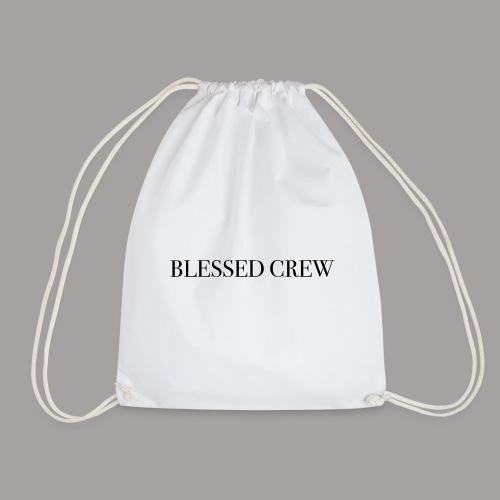 Blessed Logo - Turnbeutel