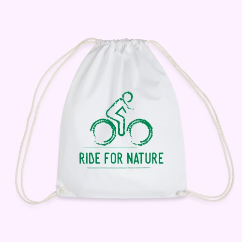 Ride For Nature - Turnbeutel
