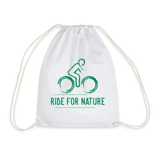 Ride For Nature - Turnbeutel