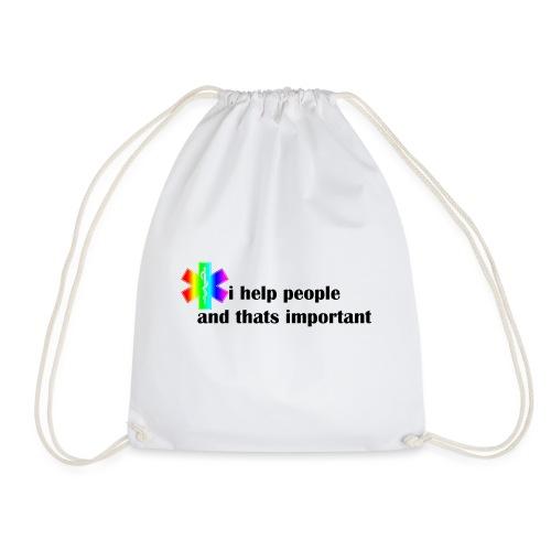 i help people - Gymtas