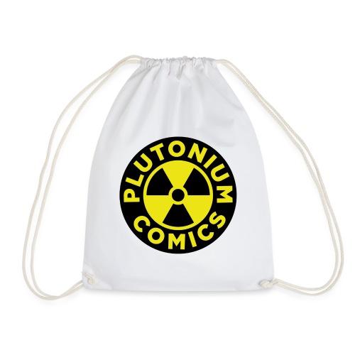 Plutonium comics logo - Gymnastikpåse
