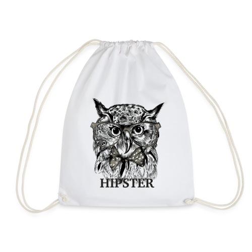 Hibou Hipster - Sac de sport léger