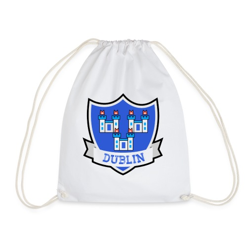 Dublin - Eire Apparel - Drawstring Bag