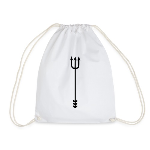 trident - Drawstring Bag