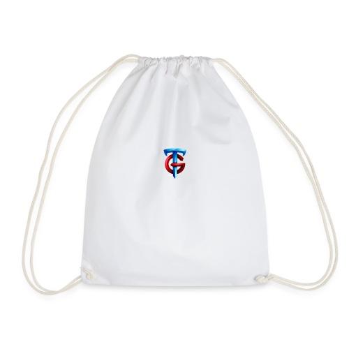 tg logo png - Drawstring Bag