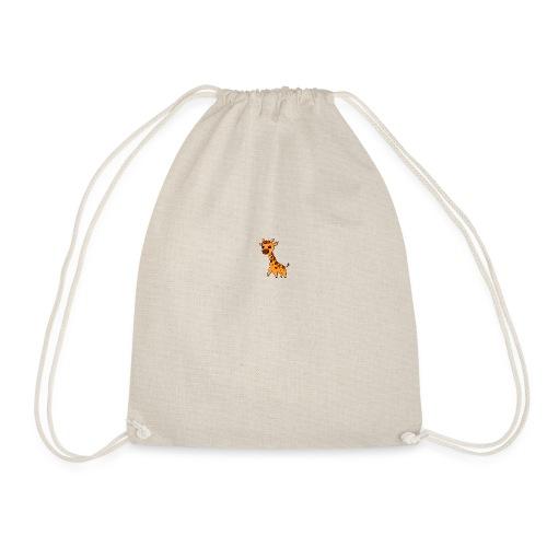 Mini Giraffe - Drawstring Bag
