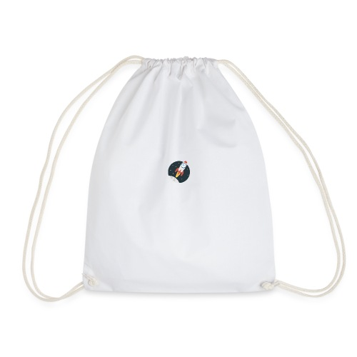 KIN Crypto To the moon and beond! - Drawstring Bag