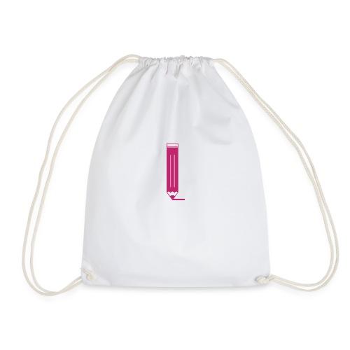 Pencil - Drawstring Bag