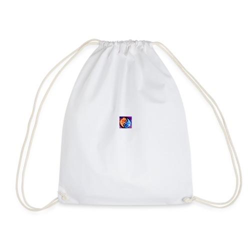 The flame - Drawstring Bag