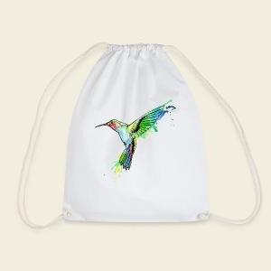 Kolibri Design - Turnbeutel