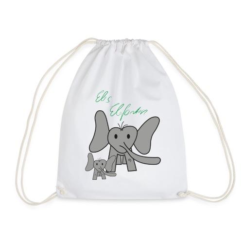 Eles Elefanten - Turnbeutel