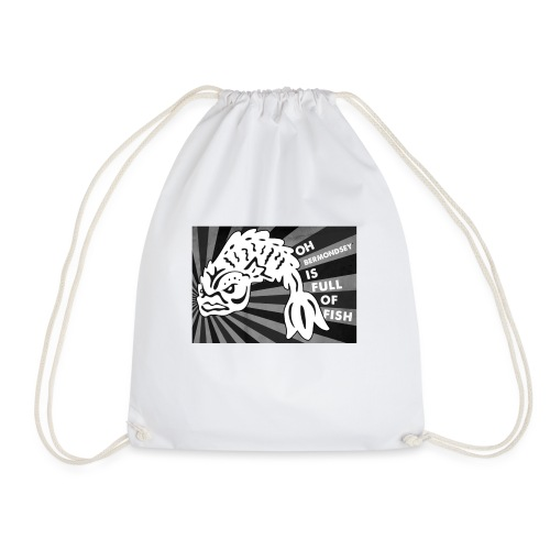Fish Bermondsey - Drawstring Bag