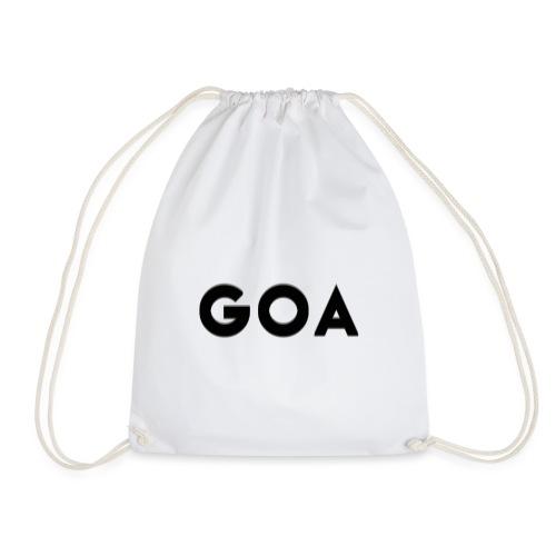 Trippy Goa - Turnbeutel
