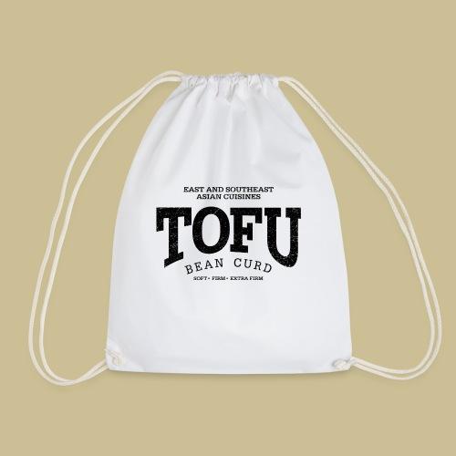 Tofu (black oldstyle) - Turnbeutel