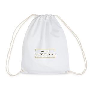 Nates photography 2.0 - Drawstring Bag