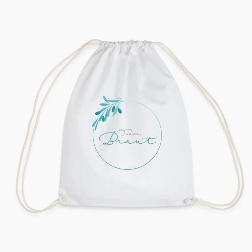 Team Braut - für Junggesellinnenabschied - Drawstring Bag