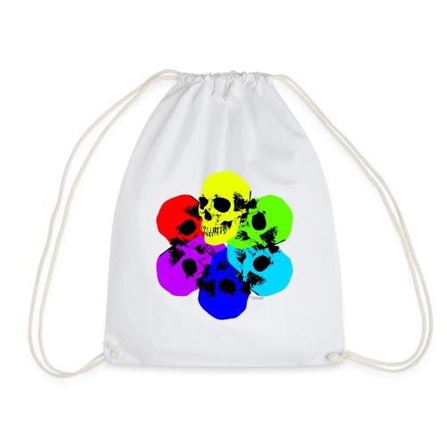 Skull Spectrum - Drawstring Bag