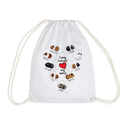 Hayley's Cavy Corner - Drawstring Bag