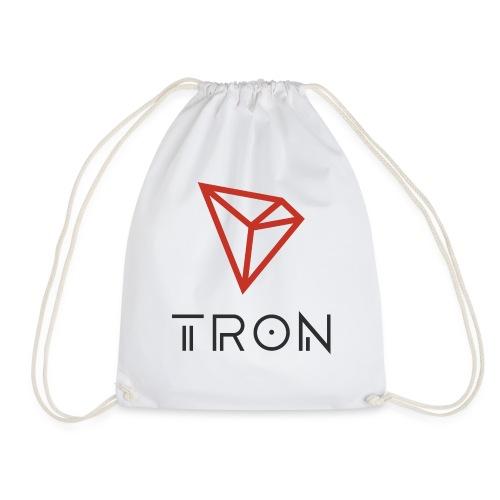 Tron Logo - Drawstring Bag