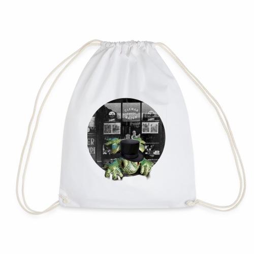 Meet Edward - Drawstring Bag