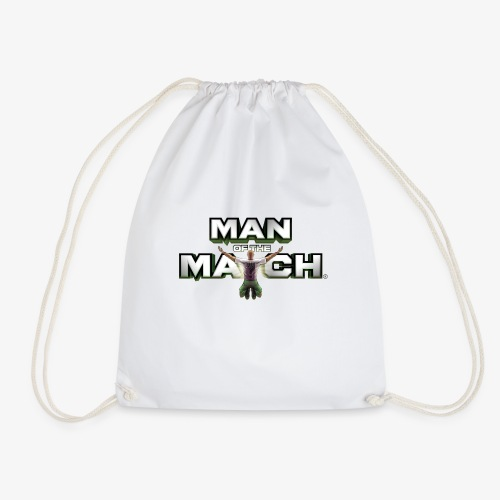 MAN OF THE MATCH® - Drawstring Bag